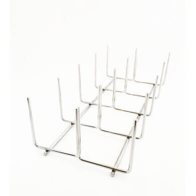 4 slot peg style pouch sterilization rack STZ-PR-P1674-4
