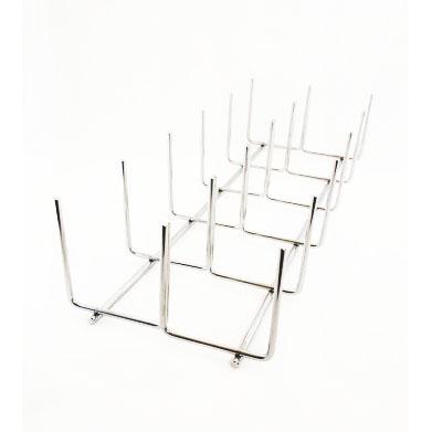 5 slot peg style pouch sterilization rack STZ-PR-P2074-5