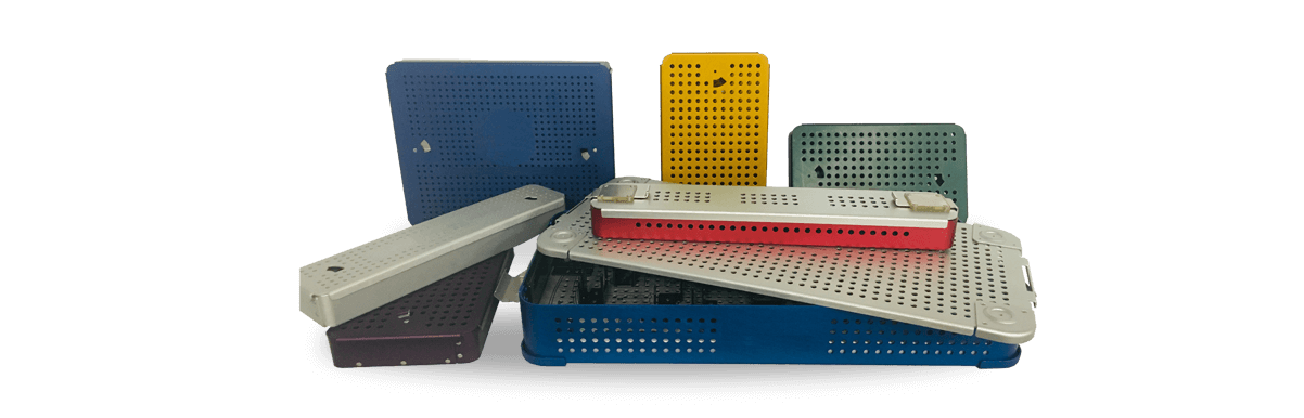 medical sterilization cassettes