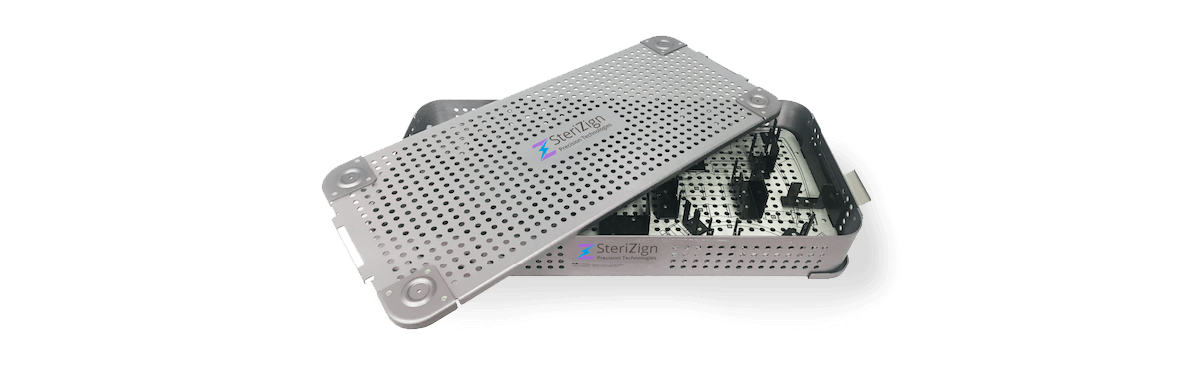 Kustomyz sterilization trays