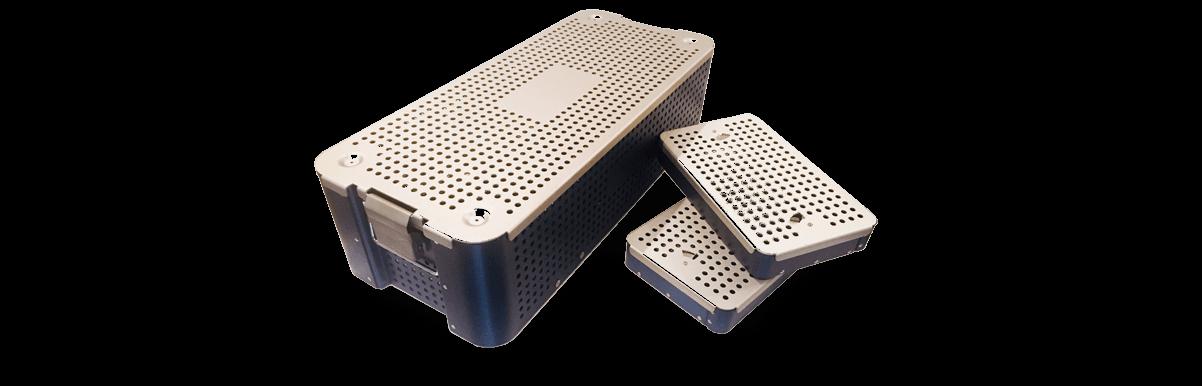 Standardyz sterilization trays